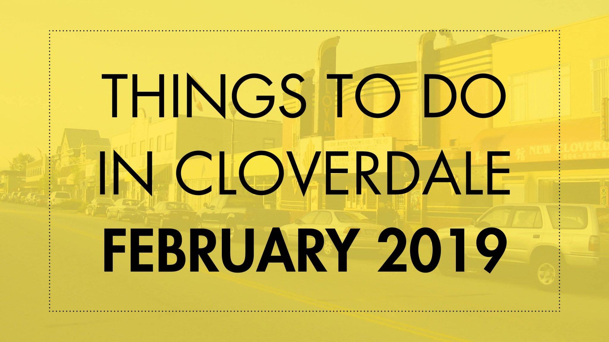 Cloverdale February 21