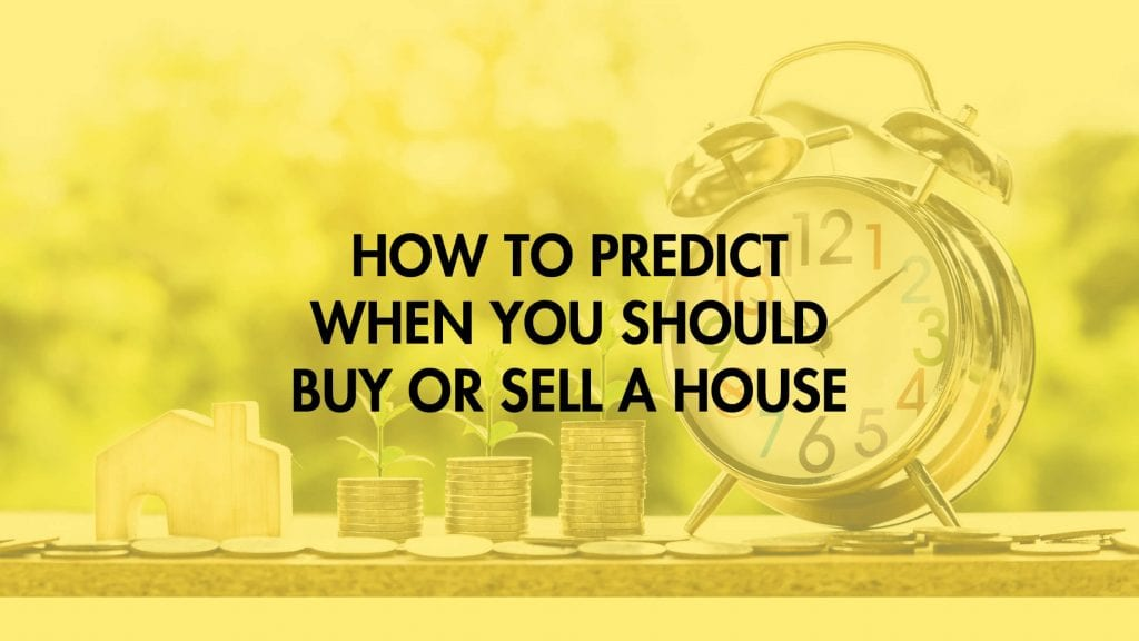 How to When to Buy or Sell a House