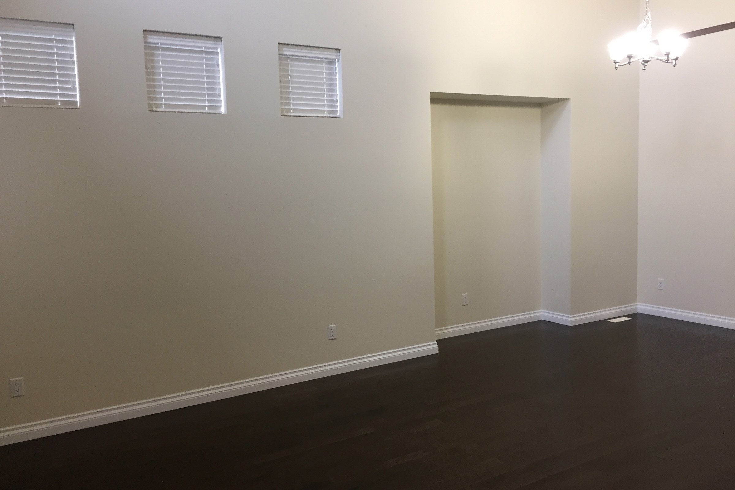 Vacant Home Staging Before 2